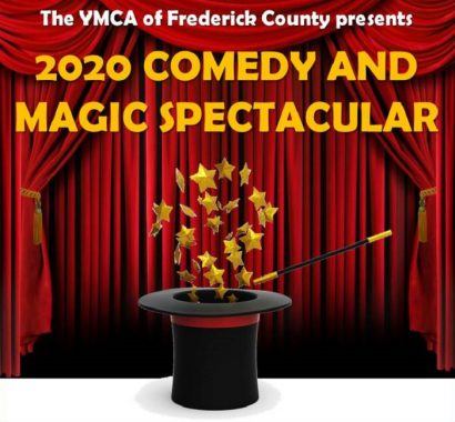 YMCA of Frederick County 7th Annual Comedy and Magic SPECTACULAR