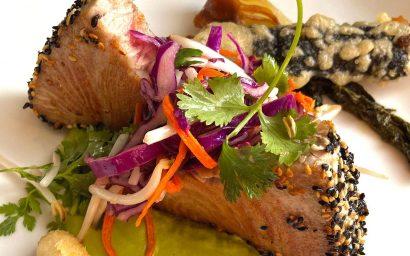 Adult Cooking Class: Seared Tuna Platter