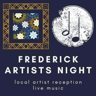 Frederick Artists Night – Art Exhibit + Pop-up