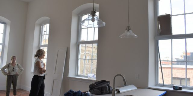 Loft Style Living in Downtown Frederick