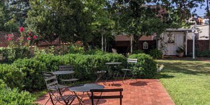 First Saturdays in the Garden @ Heritage Frederick
