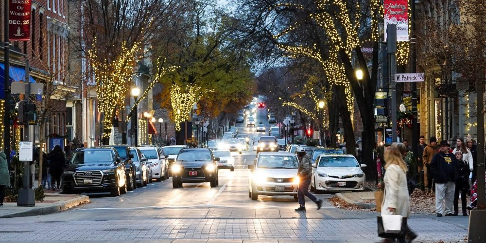 Holiday Traditions in Downtown Frederick