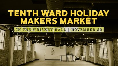 Tenth Ward Holiday Makers Market