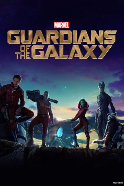 Guardians of the Galaxy Movie Night