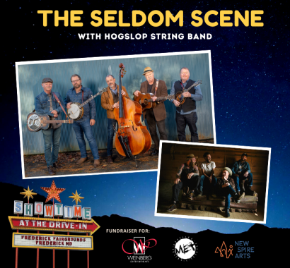 The Seldom Scene with Hogslop String Band: Downtown Theaters Fundraiser Concert