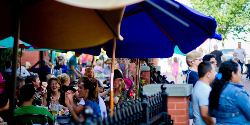 Dining Al Fresco: Your Guide to Eating Outside in Downtown Frederick