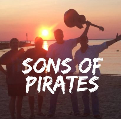 Sons of Pirates at Alive @ Five