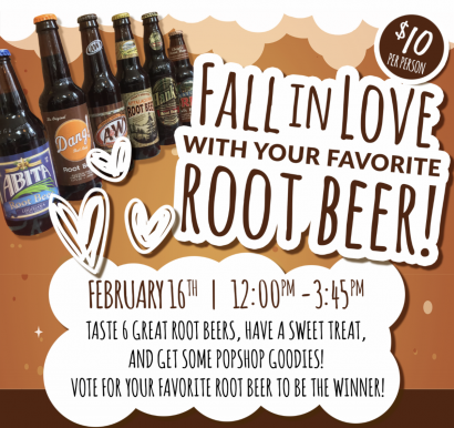 Fall in Love with Your Favorite Root Beer