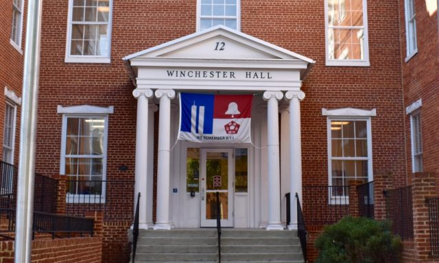 Winchester Hall (Frederick County Government)