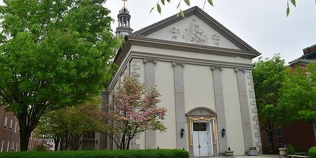 St. John the Evangelist Roman Catholic Church