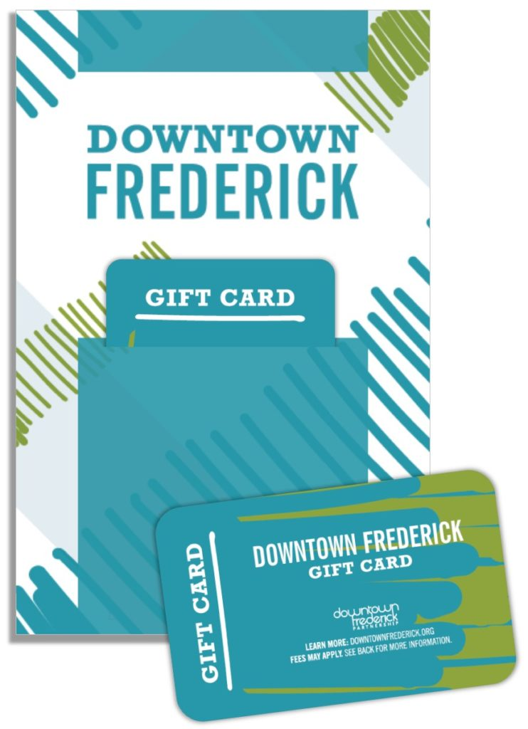 downtown gift card downtown frederick partnership