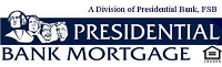 Presidential Bank Mortgage