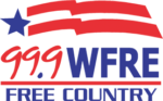 99.9 WFRE Free Country